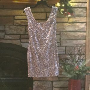 Guess sequined cocktail dress